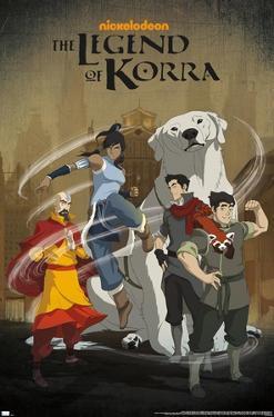 Avatar: The Legend of Korra - Group