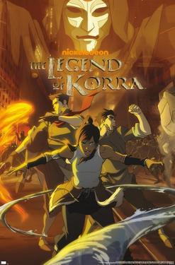 Avatar: The Legend of Korra - One Sheet