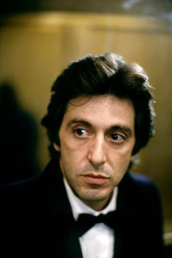 Avec les compliments by l'auteur (Author ! author !) by Arthur Hiller with Al Pacino, 1982 (photo)