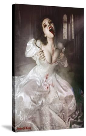 Avelina de Moray Deadly Departed Art Print Poster