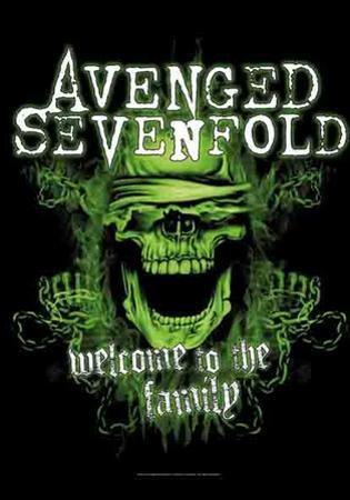Avenge Sevenfold - Welcome To The Family