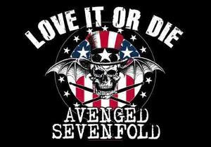 Avenged 7Fold - Love it or Die