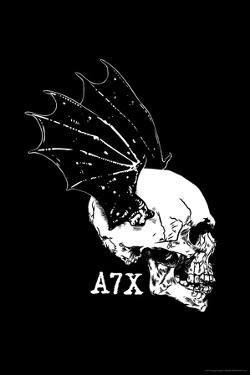 Avenged Sevenfold - A7X Deathbat