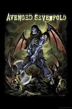 Avenged Sevenfold - Deathbat