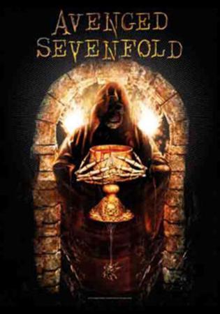 Avenged Sevenfold - Golden Arch
