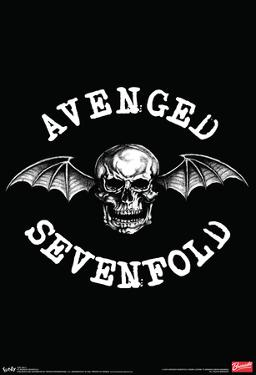 Avenged Sevenfold Music Poster
