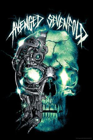 Avenged Sevenfold - Two Faced Skull