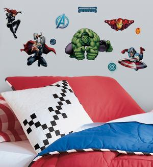 Avenger Assemble Peel & Stick Wall Decals