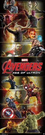Avengers: Age Of Ultron - Door