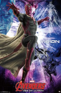 Avengers: Age Of Ultron - Vision