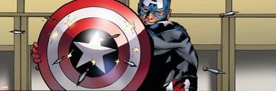 Avengers Assemble - 2014 Color Panel Art