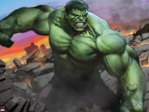 Avengers Assemble - Gallery Edition Situational Art