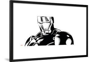 Avengers Assemble Inks Featuring Iron Man