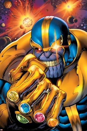 Avengers Assemble No. 7: Thanos