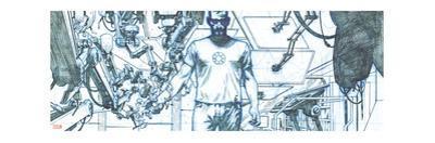 Avengers Assemble Pencils Featuring Tony Stark, Iron Man