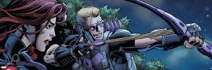 Avengers Assemble Style Guide: Black Widow, Hawkeye