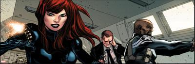 Avengers Assemble Style Guide: Black Widow, Nick Fury