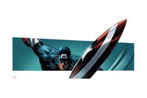 Avengers Assemble Style Guide: Captain America
