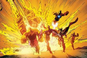 Avengers Assemble Style Guide: Hulk, Captain America, Thor, Iron Man, Hawkeye