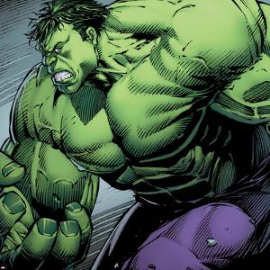 Avengers Assemble Style Guide: Hulk