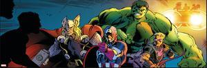Avengers Assemble Style Guide: Thor, Captain America, Hulk, Hawkeye