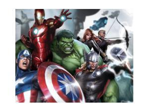 Avengers Assemble Style Guide with Thor, Hulk, Iron Man, Captain America, Hawkeye & More