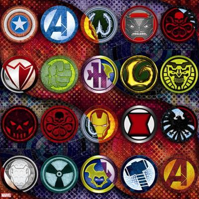 Avengers Assemble - Villain Patterns 2014