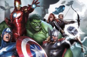 Avengers- Assemble