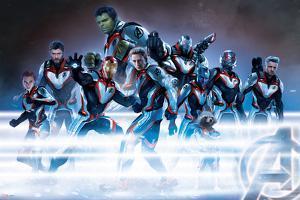 Avengers: Endgame - Battlefield