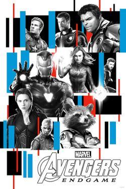 Avengers: Endgame - Bauhaus