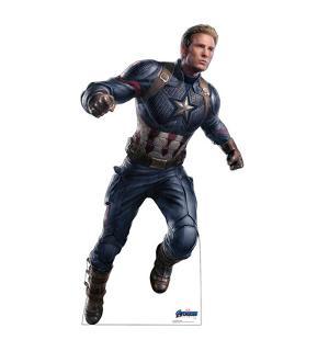 Avengers Endgame - Captain America 02