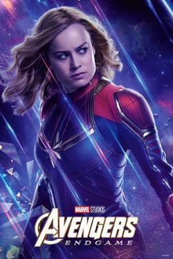 Avengers: Endgame - Captain Marvel