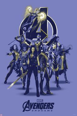 Avengers: Endgame - Girl Power