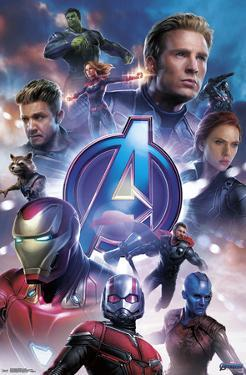 Avengers: Endgame - Group