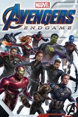 Avengers: Endgame - Group
