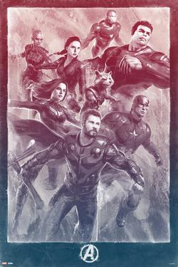 Avengers: Endgame - Mixed Media