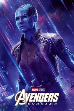 Avengers: Endgame - Nebula