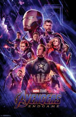 Avengers: Endgame - One Sheet