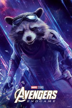 Avengers: Endgame - Rocket