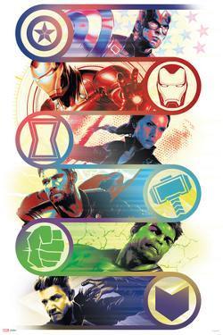 Avengers: Endgame - Symbols