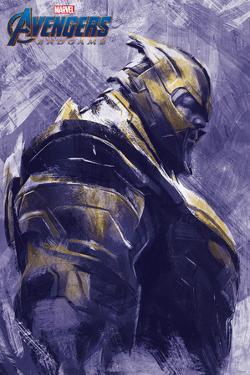 Avengers: Endgame - Thanos Painterly