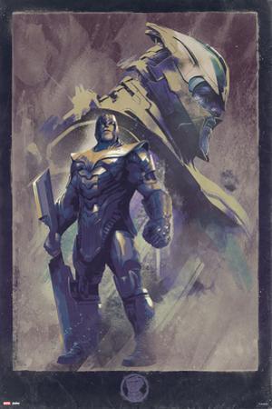 Avengers: Endgame - Thanos