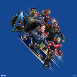 Avengers: Endgame - The Avengers (Blue)