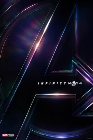 Avengers: Infinity War - Avengers Logo
