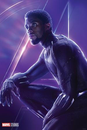 Avengers: Infinity War - Black Panther