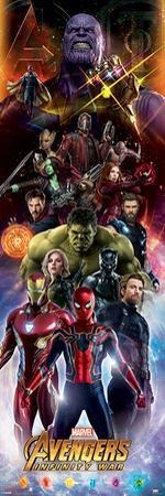 Avengers: Infinity War - Characters