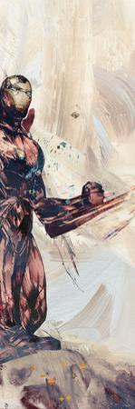 Avengers: Infinity War - Iron Man Painted