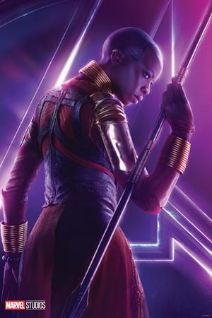 Avengers: Infinity War - Okoye
