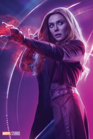 Avengers: Infinity War - Scarlet Witch