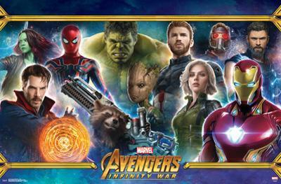 Avengers: Infinity War - Team